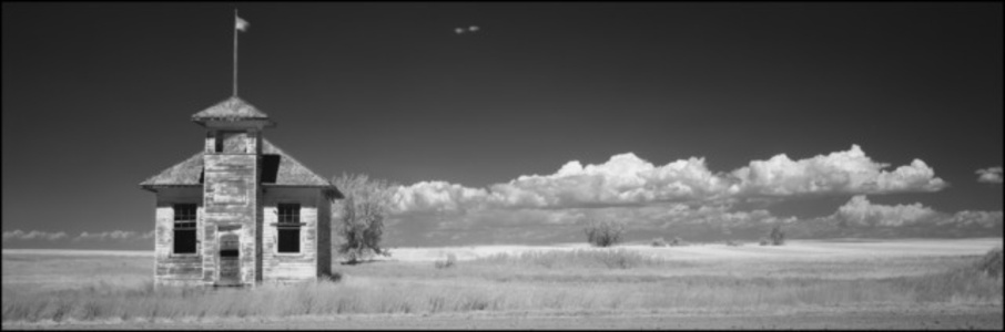 Near Havre, Hill County, Montana, 1996