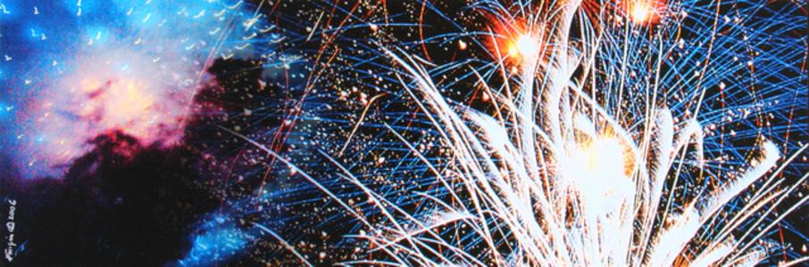 Fireworks CCXV