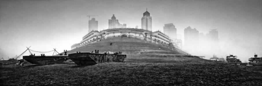Chaotianmen Pier. Chongqing, China