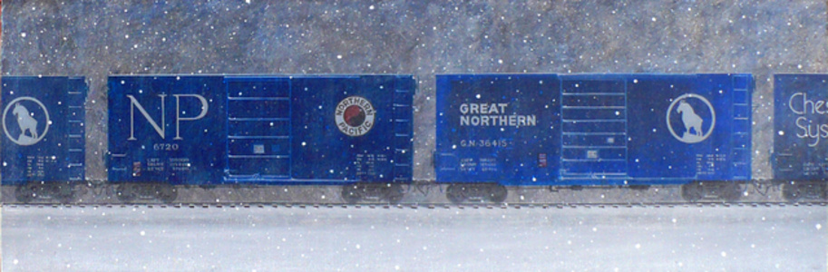 Great Northern and Northern Pacific