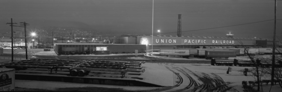 Union Pacific Yard and Office, Portland, Oregon