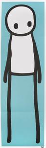 Teal Stik Signed Poster