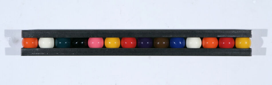 Untitled (snooker balls)