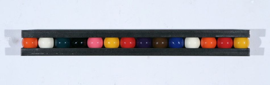 Untitled (snooker balls)