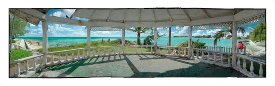 Gazebo at the Point, Eastern Boulevard, Nassau, The Bahamas