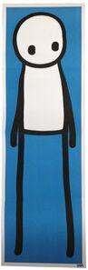 Standing Figure Blue