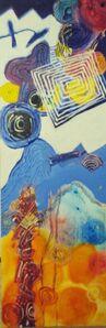 A pintura e as células