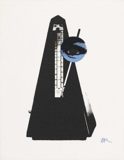 Man Ray, 'Perpetual Motiv (See A. 99)', 1972