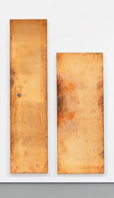 Walead Beshty, 'Copper Surrogate', 2011
