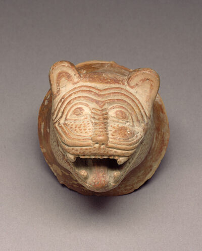 'Lion Protome',  about 650 B.C.