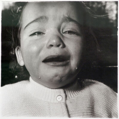 Diane Arbus, 'A Child Crying, New Jersey', 1967