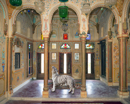 Karen Knorr, 'The Smell of a White Man'