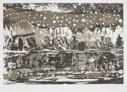 Peter Doig, 'Night Fishing', 1995