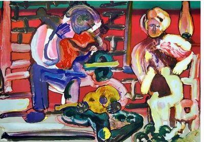 Romare Bearden, 'Louisiana Serenade', 1979