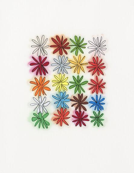 Polly Apfelbaum, 'Flower Garden', 2004