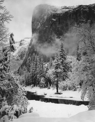 Ansel Adams, 'El Capitan, Winter, Yosemite National Park, California'