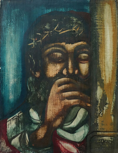 Charles Sebree, 'Christ with a Crown of Thorns', ca. 1940