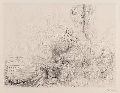 Hans Bellmer, 'Les Milles en Feu', 1970
