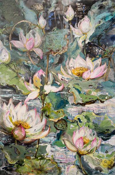 Dianne Ogg, 'Pale Pink Lotus', 2021