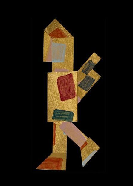 Robert Smit, 'brooch Walking in Padova', 2002