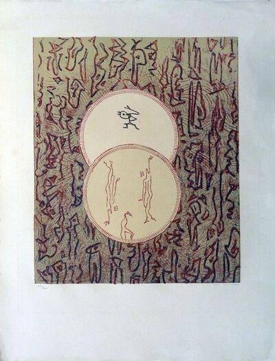 Max Ernst, 'Bibliothèque nationale ', 1975