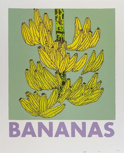 Jonas Wood, 'Bananas', 2021