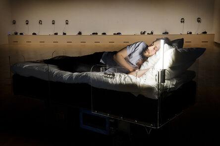 Carsten Höller, 'Two Roaming Beds', 2015