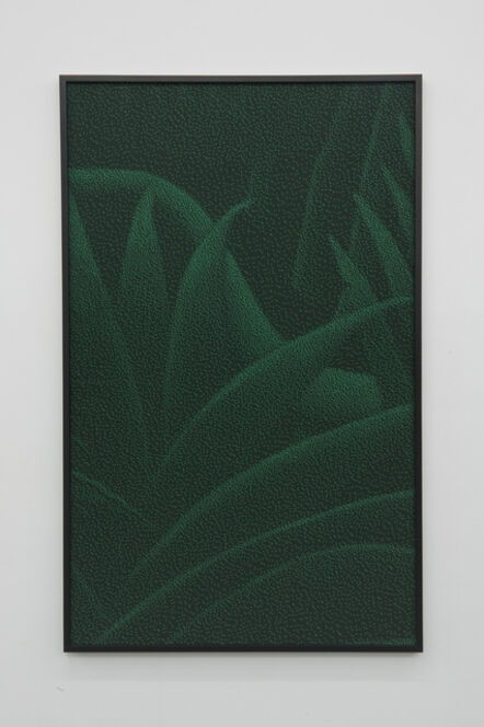 Karlos Gil, 'Stay Gold (Green)', 2015