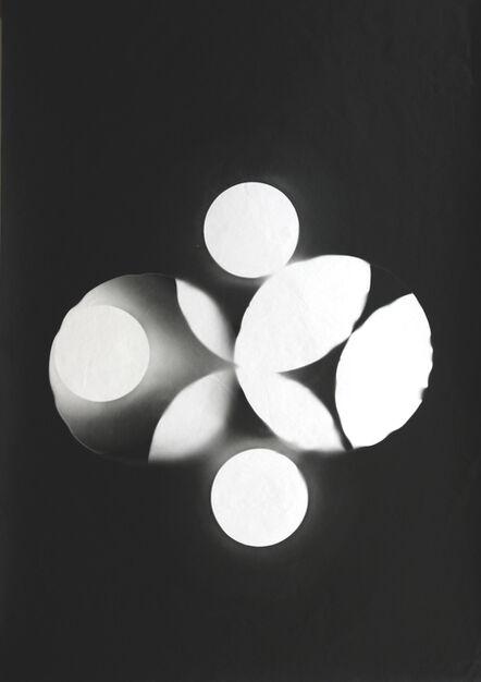 Floris Neusüss, 'Tellerbild 81', 1966