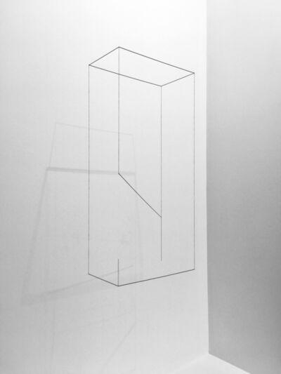 Jong Oh, 'Line Sculpture (cuboid) #32', 2019