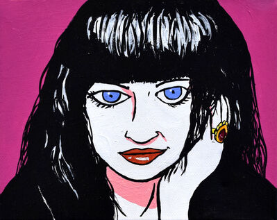 Marina Marchand, 'Lydia Lunch', 2015