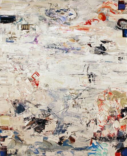 Chris Hayman, 'Edge of Blue', 2015