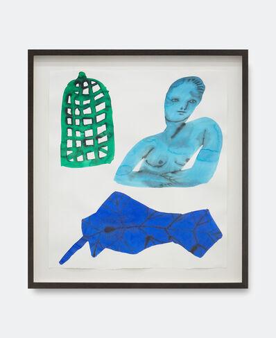 Emma Kohlmann, 'Woman And Cage ', 2018
