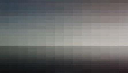 Yagiz Özgen, 'Landscape (392 Colors) #2', 2015