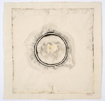Ibrahim El-Salahi, 'Untitled', 1972