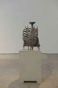 Johannes Wald, 'my breath cast into a bigger chest', 2012