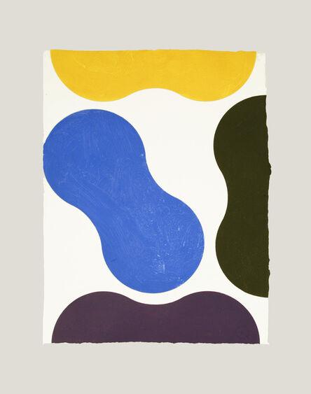 Richard Gorman (1935-2010), 'KAN III', 2015