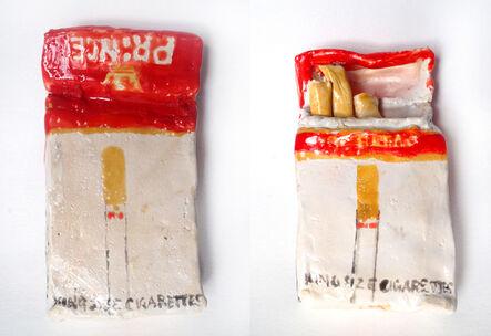 Rose Eken, 'Prince Cigarettes', 2015