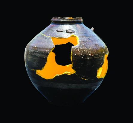 Pascal Morabito, 'Jarre Song & Yellow', 2014