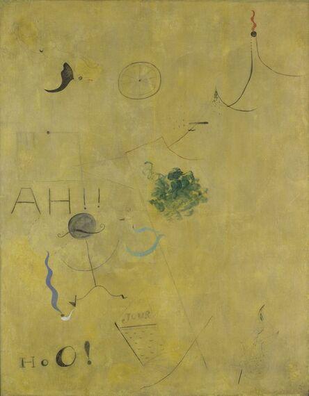 Joan Miró, 'The Toppling/Somersault (Le Renversement)', 1924