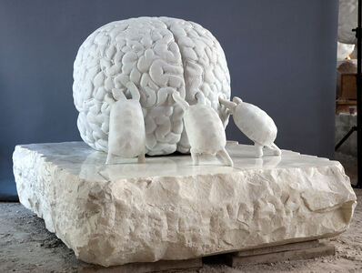 Jan Fabre, 'The Problem of Sisyphus', 2012