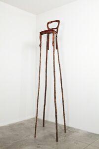 Michelangelo Pistoletto, 'L'alto in basso, il basso in alto', 1977