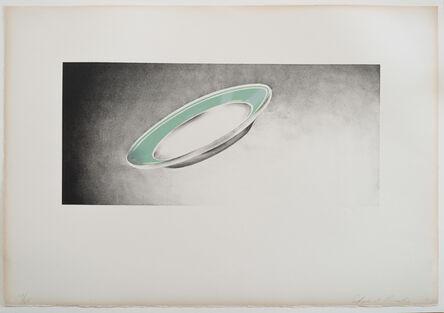 Ed Ruscha, 'Plate', 1974
