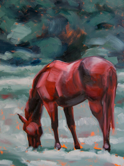 Tracy Wall, 'Lost in Grazing', 2015