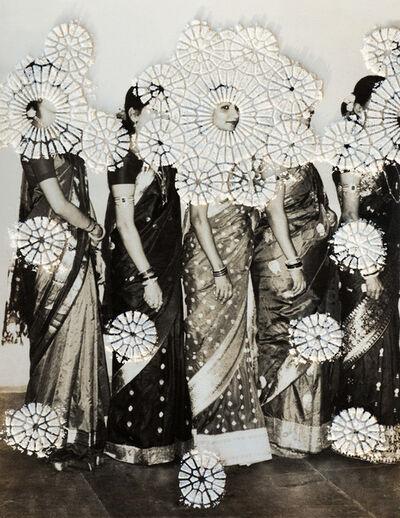Priya Kambli, 'Mami and Sisters', 2016