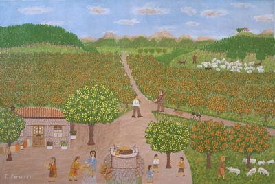 Giorgos Rigas, 'Washing Day', 1997