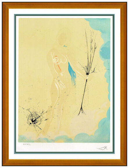 Salvador Dalí, 'Virgo', 1967