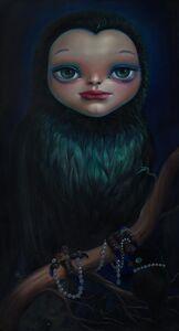 Yang Na, 'Night owl 夜梟 ', 2017