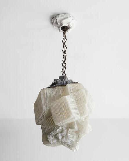 Thaddeus Wolfe, 'Unique Line Relief Pendant ', 2015