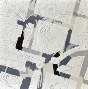 Shinji Ohmaki, 'Echoes - Crystallization (Palace, Map) small', 2014